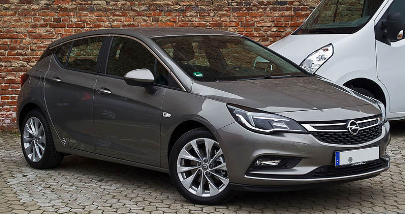 Opel Merges with Peugeot